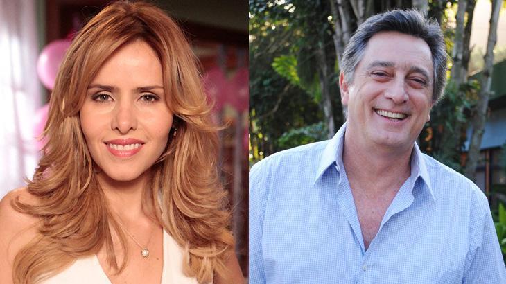 RecordTV anuncia contratação de Leona Cavalli e Eduardo Galvão