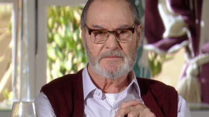 O ator Leonardo Villar interpretou Antero na novela Passione (2010)