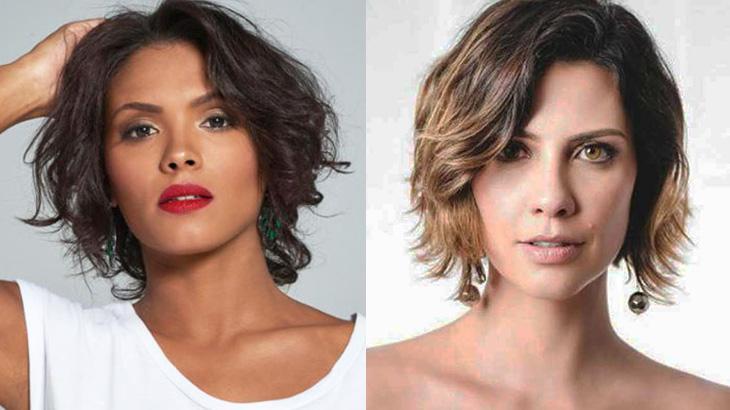 Lidi Lisboa e Camila Rodrigues