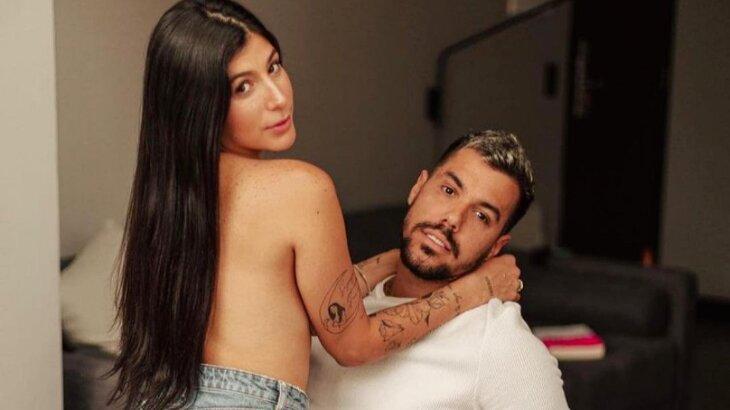 Lipe Ribeiro e Yá Burihan não estão mais juntos