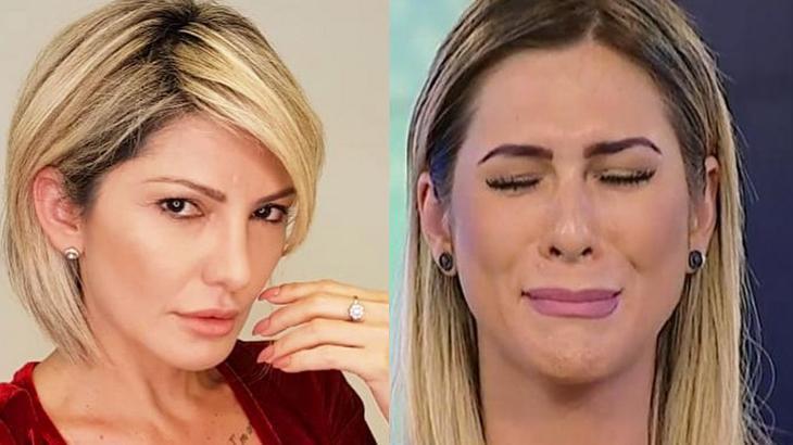Lívia Andrade e Antônia Fontenelle já discutiram publicamente - Foto: Montagem