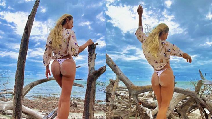 Lívia Andrade está de férias - Foto: Reprodução/Instagram