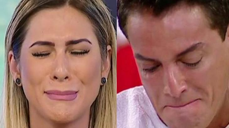 Leo Dias falou da sua relação com Lívia Andrade - Foto: Montagem