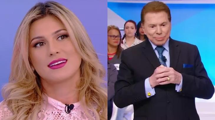 "Lívia Andrade desabafa após Silvio Santos adiar volta do Fofocalizando: ""Terapia ou tarja preta?"""