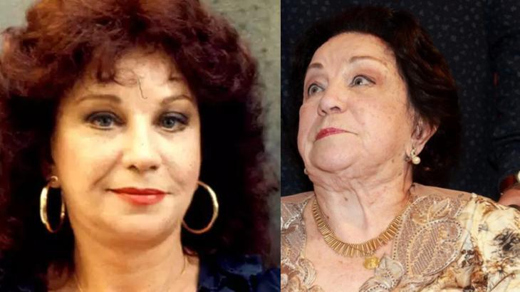 Lolita Rodrigues está na história da TV - Foto: Montagem