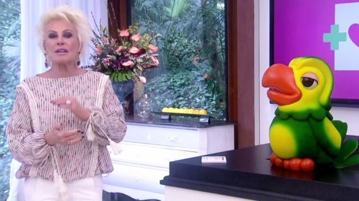Ana Maria Braga é a melhor coisa nas manhãs da TV brasileira