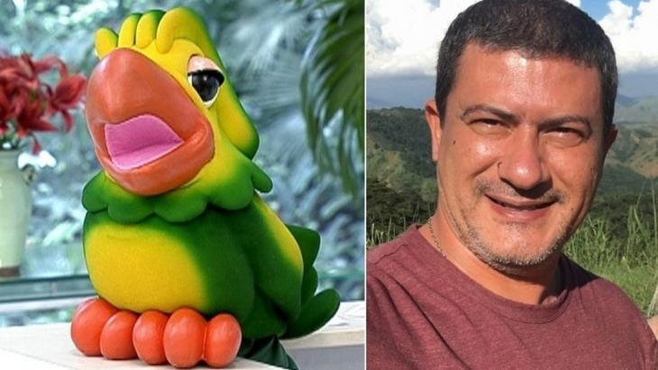 Louro José e Tom Veiga