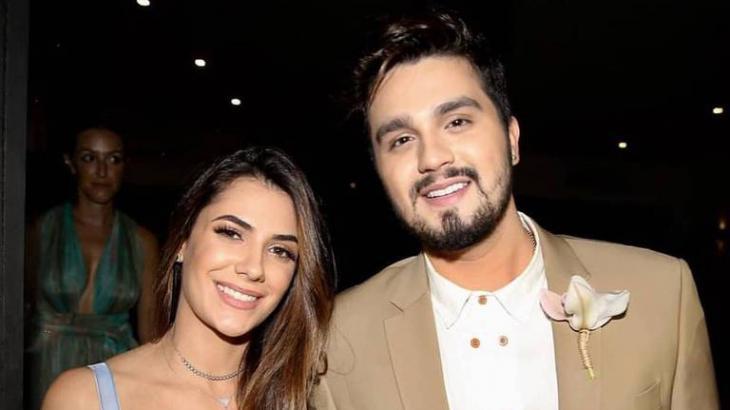 Luan Santana e Jade Magalhães - Foto: Reprodução