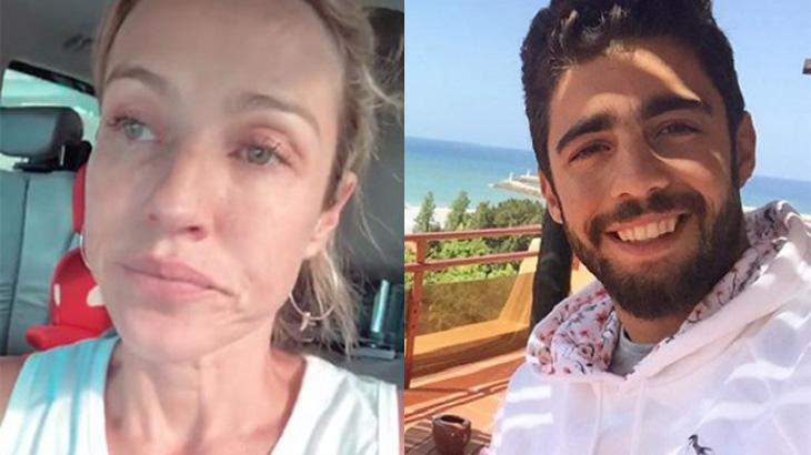 Luana Piovani não segue mais Pedro Scooby no Instagram - Foto: Montagem