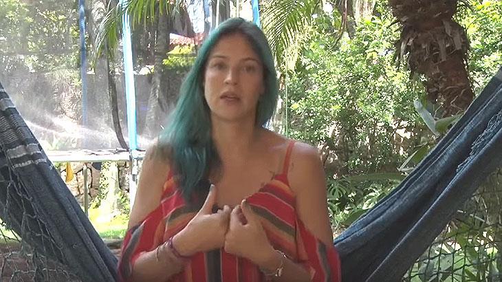 Cobrada por Lei Rouanet, Luana Piovani se explica no YouTube