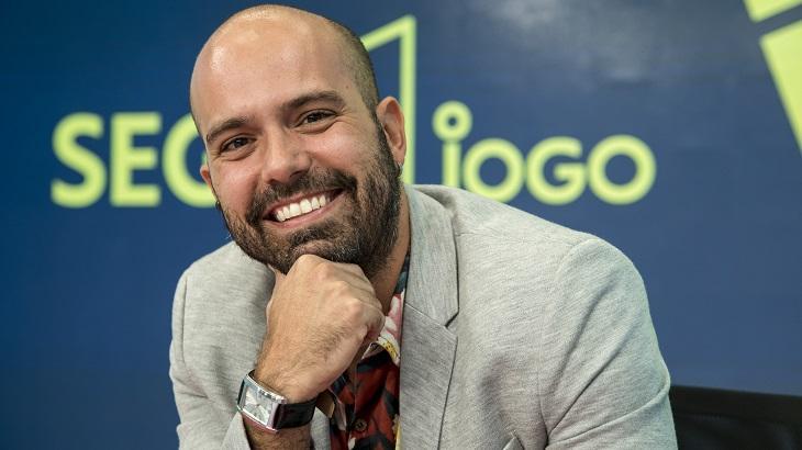 Lucas Gutierrez - Foto: Globo/Camilla Maia