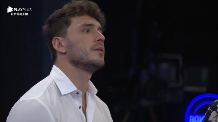 Lucas Viana desabafa sobre rejeição sofrida durante a última festa do reality show A Fazenda 2019. (Reprodução)
