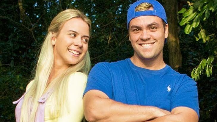 Jessi Diehl e Luccas Neto esperam o primeiro filho - Foto: Reprodução
