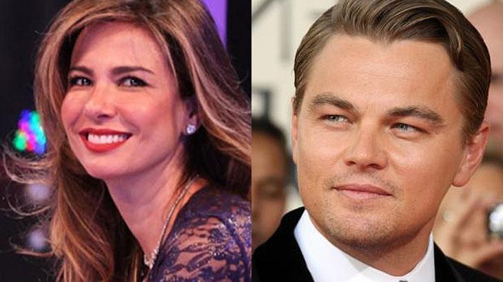 Luciana Gimenez e Leonardo Di Caprio