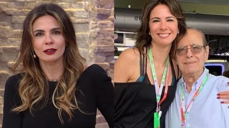 Luciana Gimenez e João Morad