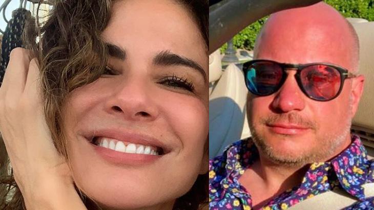 Empresário foi apontado como novo namorado de Luciana Gimenez, mas ela nega