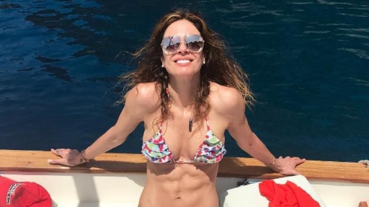 Luciana Gimenez curte férias - Reprodução/Instagram