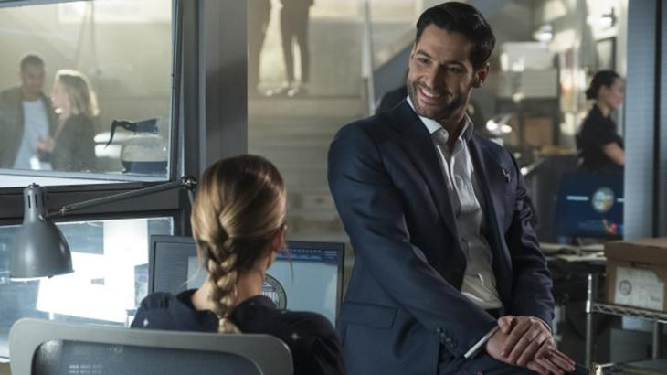 Tom Ellis protagoniza