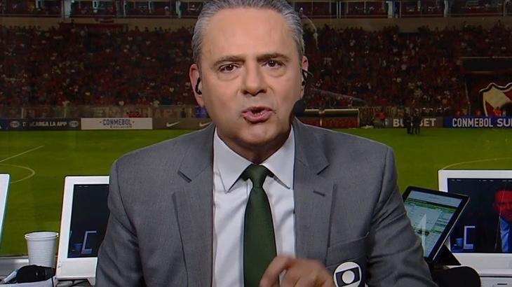 Na final da Libertadores