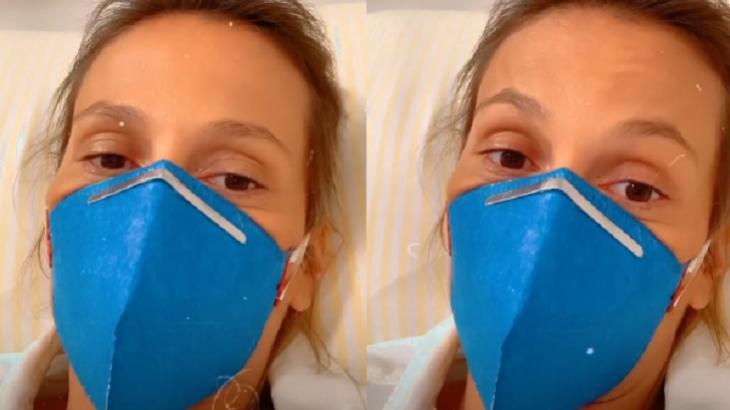 Luísa Mell está com suspeita de coronavírus - Foto: Reprodução/Instagram