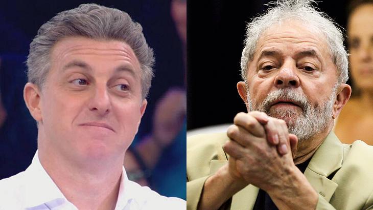 Luciano Huck confirma que Lula usou seu avião e explica o motivo