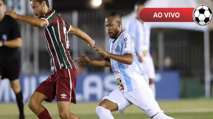 Macaé x Fluminense