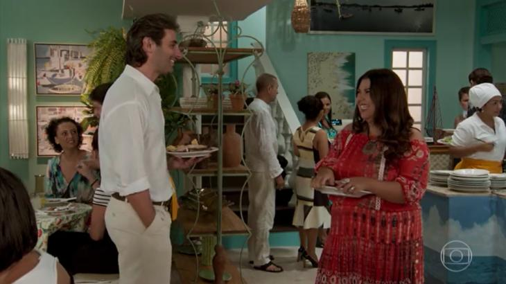 Raimundo e Madá formam um novo casal em