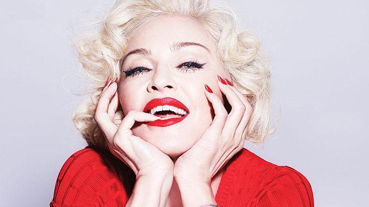 Madonna: Brontofobia - medo de raios, trovões e tempestades. Madonna é um furacão, mas tem medo de raios, trovões e tempestades. A fobia é muito comum. Geralmente inicia quando criança e pode se manter mesmo depois de crescida.