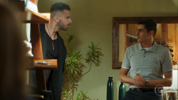 Madureira e Marco Rodrigo são adversários