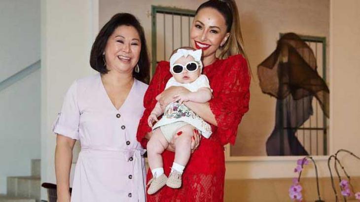 Sabrina Sato e a mãe, Dona Kika - Reprodução/Instagram