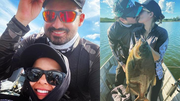 Maiara e Fernando juntos - Foto: Reprodução/Instagram