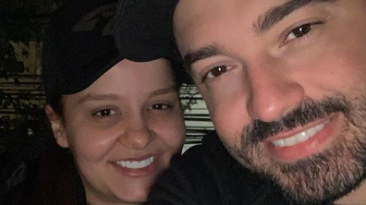 Maiara e Fernando assumiram a relação em 2019 - Reprodução