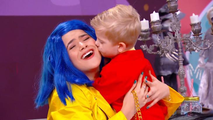 Maisa revela desejo de ser mãe: