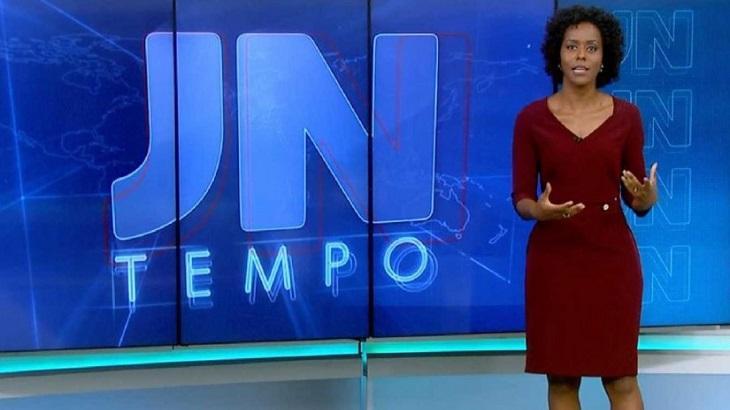Maju Coutinho narrará a biografia de Michele Obama - Foto: Reprodução/Globo