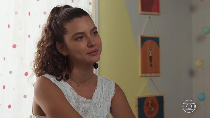 Malhação: Frente a frente com a filha, Rita se emociona com atitude de Nina