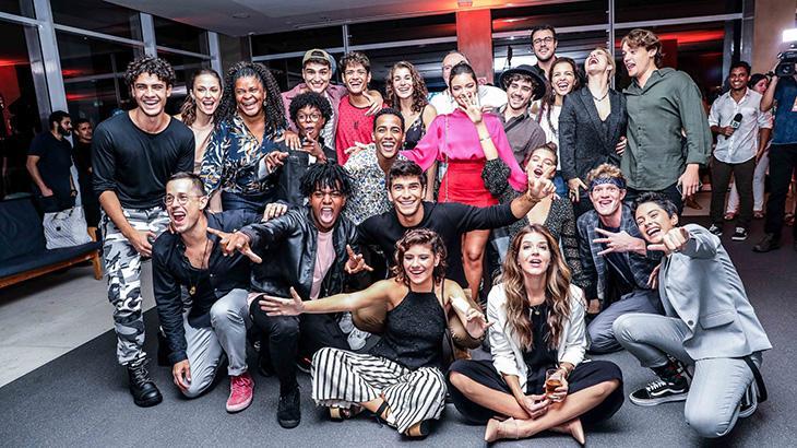 Fotos: João Miguel/TV Globo