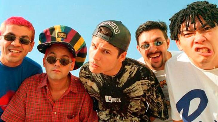 Banda Mamonas Assassinas foi um fenômeno nos anos 90