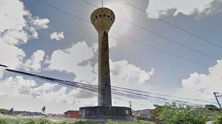 Torre da TV Manchete em Olinda