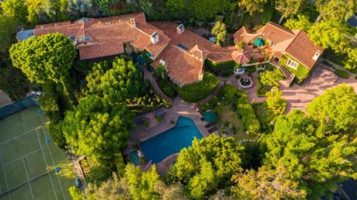 A mansão de Elvis Presley