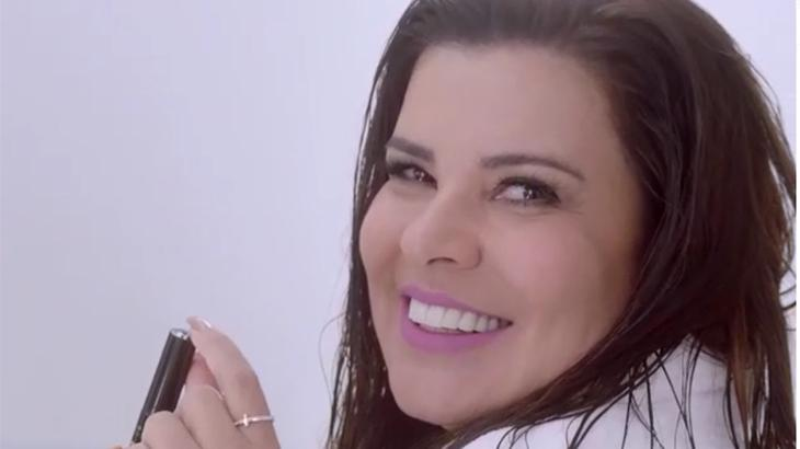 Após repercussão na web, Mara Maravilha grava comercial de Angélica, Xuxa e Eliana