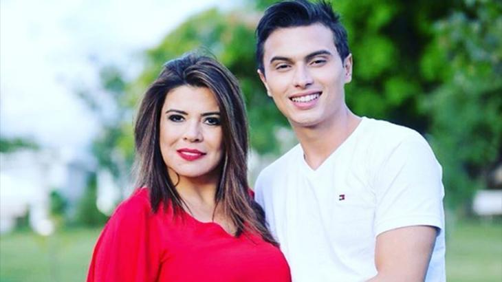 Mara Maravilha e Gabriel Torres são pais - Foto: Reprodução