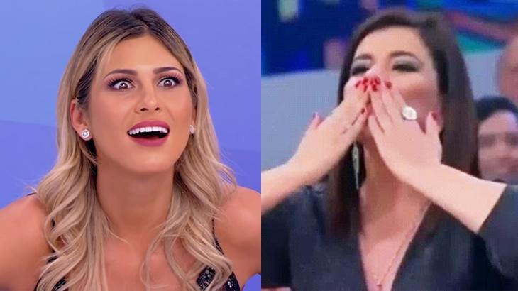 """Lívia Andrade ironiza Silvio Santos após afastamento: \""""Triturada pelo próprio patrão\"""""""