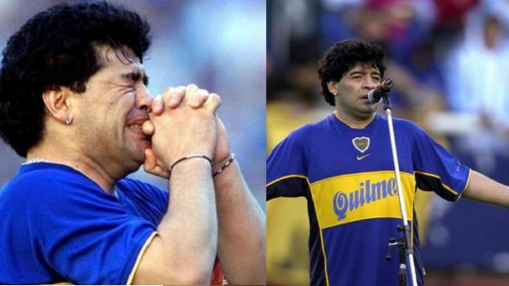 ESPN Brasil exibirá documentário e último jogo de Maradona