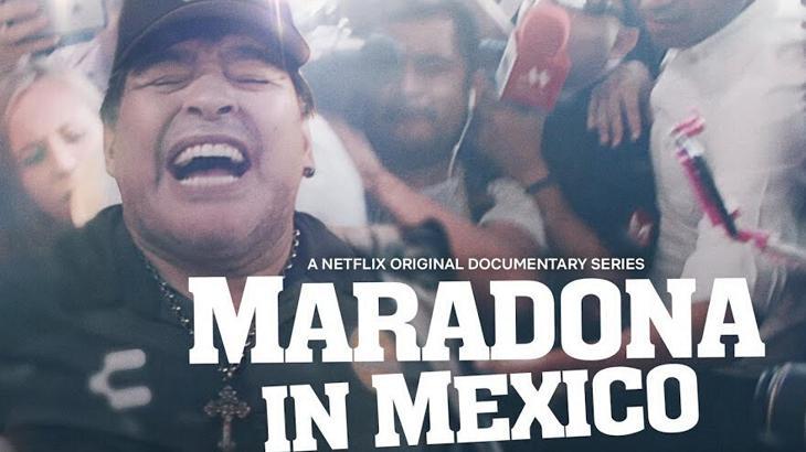 Documentário sobre Maradona na Netflix - Foto: Divulgação/Netflix