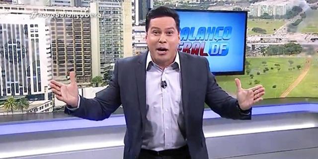 Advogado de Marcão critica dispensa e diz que âncora pode processar Record