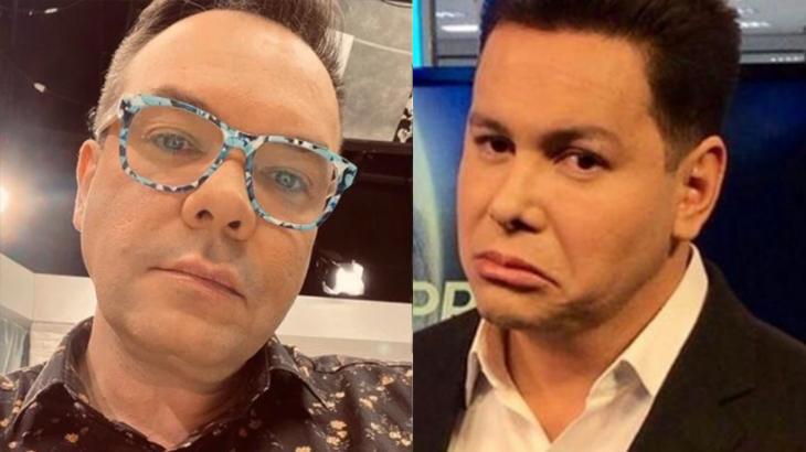 De barraco na Sonia Abrão a Marcão afastado do SBT: a semana dos famosos e da TV