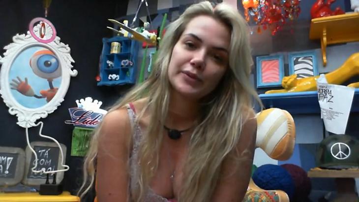 Marcela Mc Gowan no Raio-X