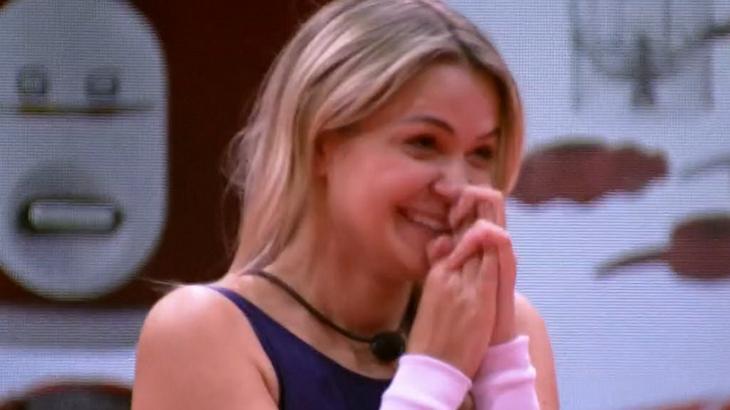BBB20: Marcela vence Prova do Anjo e dá Castigo do Monstro para Babu e Prior - BBB - NaTelinha