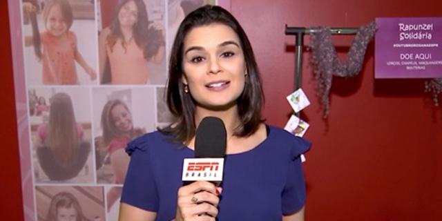 Para incentivar outubro rosa, ESPN exibe projeto de ONG no