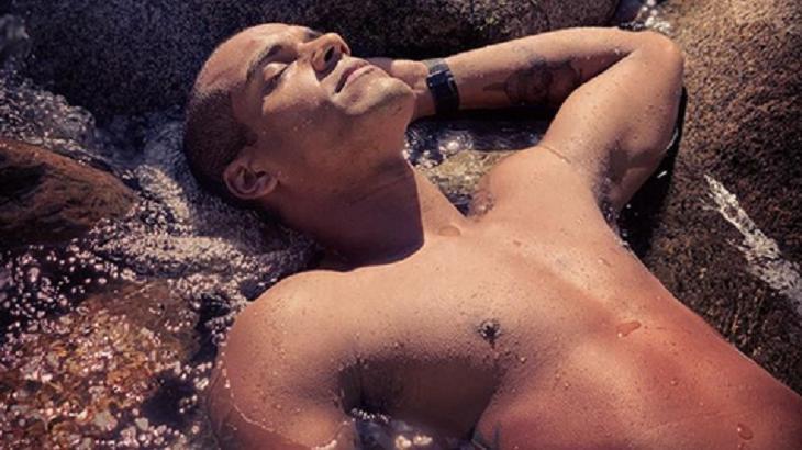 Marcello Melo Jr não se fez de tímido com morena - Foto: Reprodução/Instagram